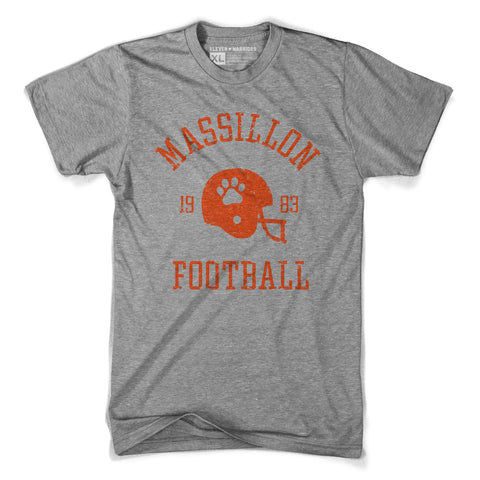 Massillon Football '83 Tee