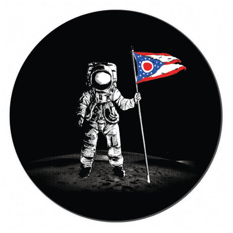 That's Ohio's Moon Sticker