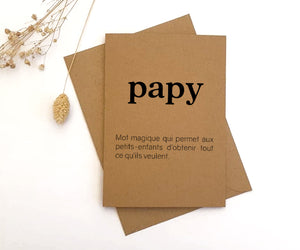 Carte Papy