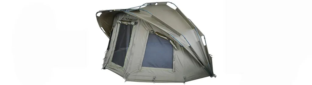 MK-Angelsport Fort Knox 2 Mann Dome Angelzelt