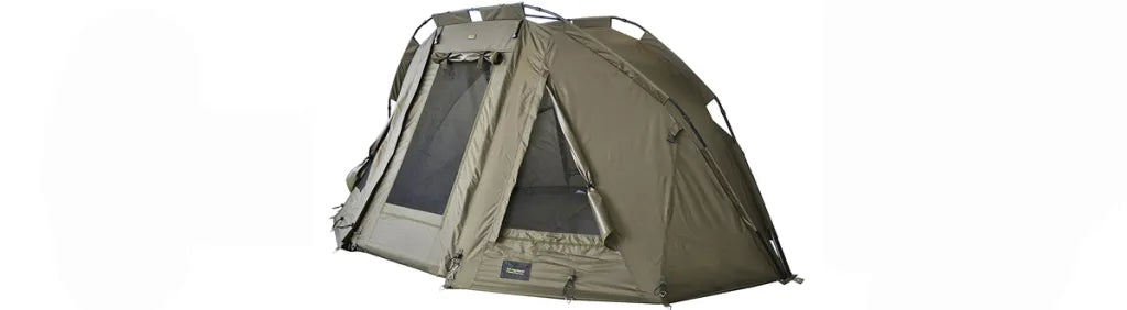 MK-Angelsport 5 Seasons 2 Mann Dome deluxe Karpfenzelt