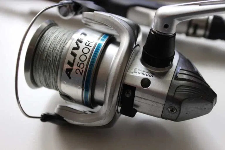 shimano spinnrolle