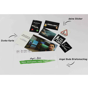 Sticker - Carp Underwater - Angel-Bude