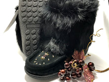 Load image into Gallery viewer, NEW !!! Water Proof Tsar Boot - Black with ITalia Soles & NEW CHOCO