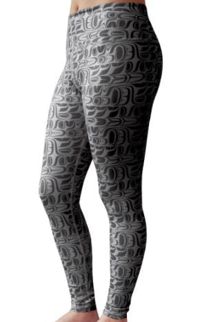 Performance Leggings - Two New Colours Available