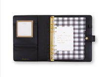 A5 Dated Planner - Black