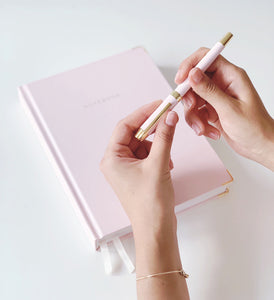 Notebook - Pale Pink