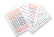 A5 Dated Planner - Gray Polka