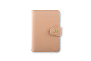 Passport Holder - Latte