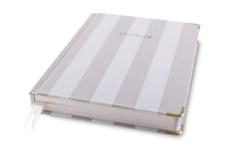 Notebook - Gray & White