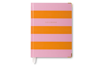 Notebook - Pink & Orange