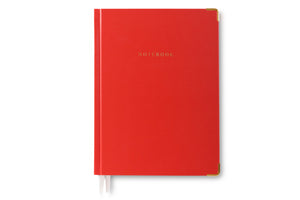Notebook - Red