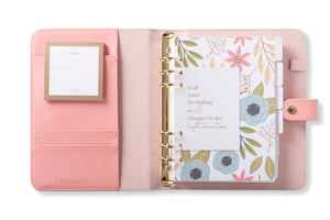 Personal Planner - Coral