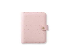 Business Planner - Blush Polka