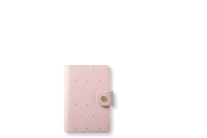Pocket Planner - Blush Polka