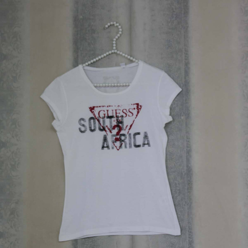 White south africa t-shirt
