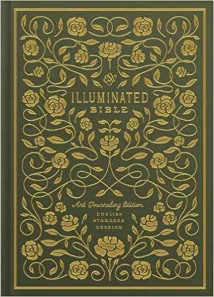 ESV Illuminated Bible, Art Journaling Edition Hardcover