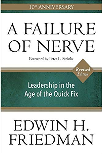 A Failure of Nerve,