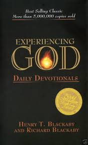 Experiencing God Day by Day Devotional Hardbound by Henry Blackaby and Richard Blackaby