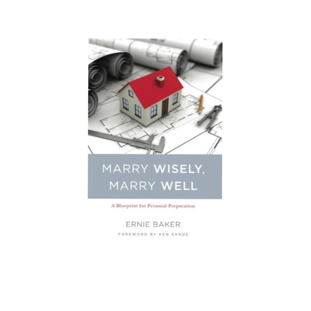 Marry Wisely, Marry Well