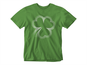 Get Your Green! Shamrock Tee