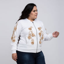 Load image into Gallery viewer, Ciaobella Plus Size Embroidered Patchwork Jacket