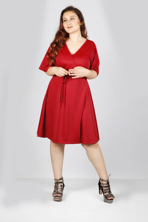 Open image in slideshow, Plus Size Women Party Dress
