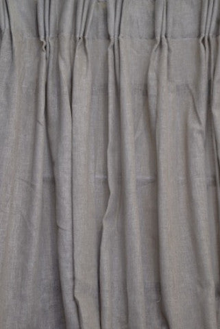 Taupe Sheers