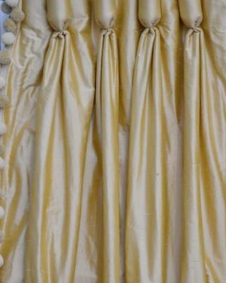 Royal Gold Silk