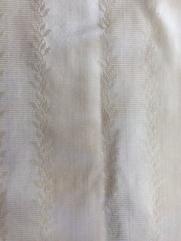 Alabaster Laurel Stripe