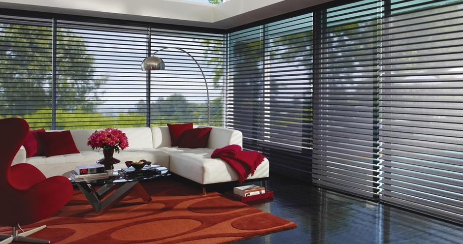 The Curtain Exchange Now Offers An Extensive Collection Of Contemporary  Blinds From Luxaflex.