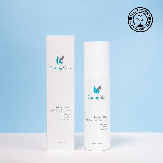 Acne Clear Hydrating Cleanser