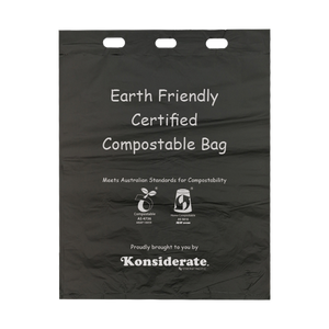 Black Dog Waste Compostable Bag