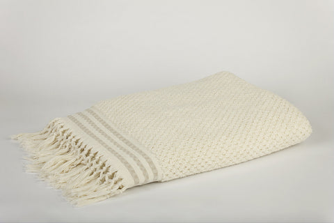 organic cotton turkish bath towels ecru