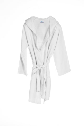 Safiye Robe White