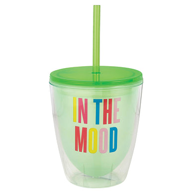 In The Mood Wine Tumbler