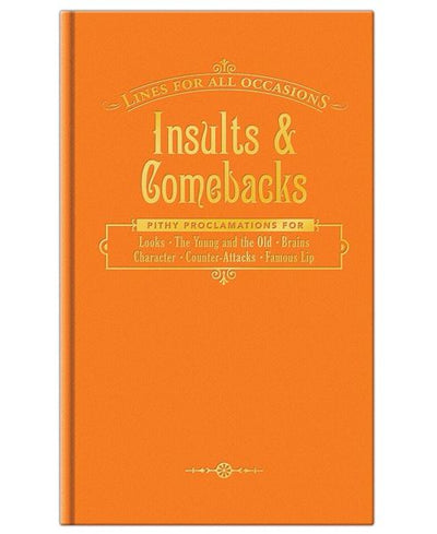 Insults & Comebacks