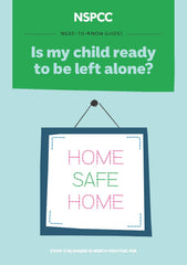 Home Alone: Is my child ready to be left alone?