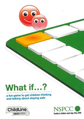 What if...? A fun game to get children thinking and talking about staying safe (DVD)