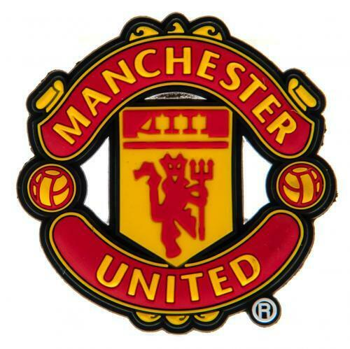 Manchester United F.C 3D Fridge Magnet (Official Licensed Product).