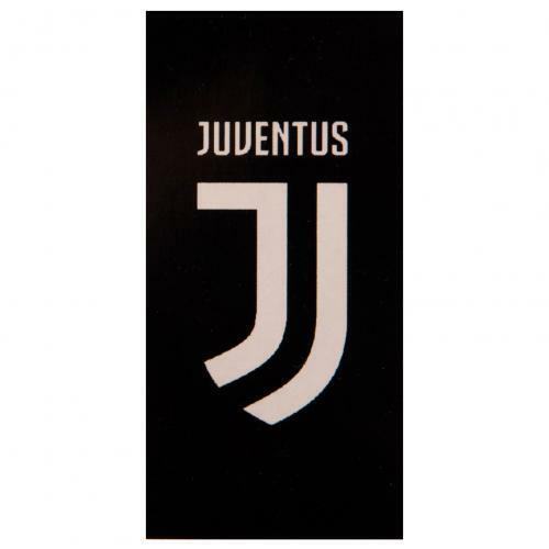 Official F.C. Juventus jaquard large towel (NEW).