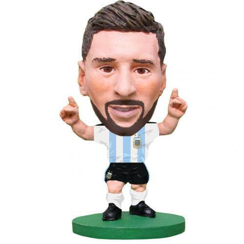 Argentina SoccerStarz Messi Player Figurine (Official Licensed Product)