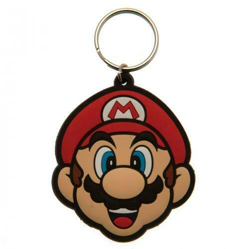 Super Mario Key Ring (Official Licensed Product).