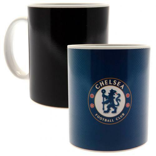 Chelsea F.C Heat Changing Mug (Official Licensed Product)