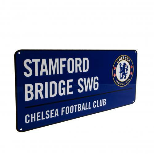 Chelsea F.C Street Sign (Official Licensed Product)