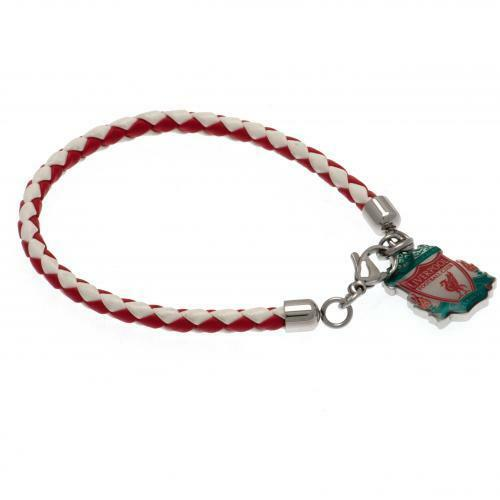 Liverpool F.C Colour Bracelet (Official Licensed Product).