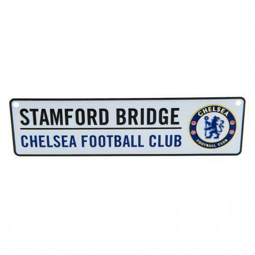 Chelsea F.C Window Sign (Official Licensed Product)