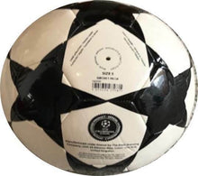 Load image into Gallery viewer, UEFA Champions League Soccer Ball Size 5 (Official Licensed Product) NEW.