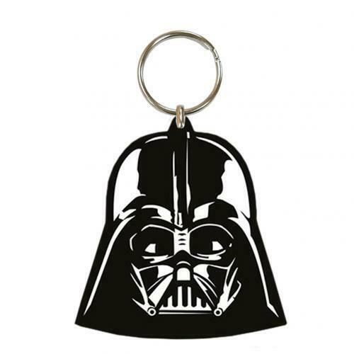 Star Wars Rogue One - Darth Vader Key Ring (Official Licensed Product).