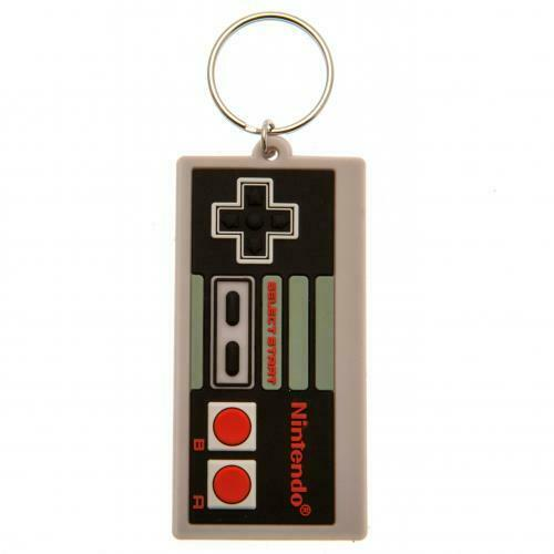 Nintendo Controller Key Ring (Official Licensed Product).